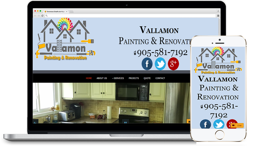 Vallamon Painting & Renovation